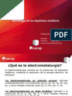 Electrometalurgia n°1