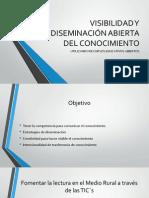 Practica Semana 3 Diseminación y Visibilidad de La Informacion