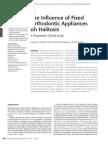 Smfz 12 2013 Fixed Orthodontic Appliances