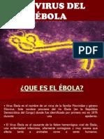 Virus Del ÉBOLA