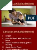 Hazard Analysis Critical Control Points