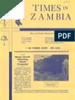 Baumann Ronald Marti 1981 Zambia
