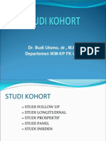 Studi Kohort