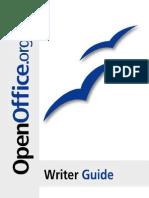 OpenOffice - Writer Guide