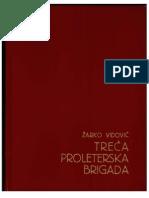 Zarko Vidovic - III Proleterska Brigada