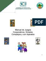 manual de juegos cooperativos simples complejos y con aparatos
