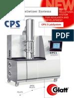 Glatt CPS 3 LabSystem