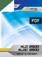 Catalogo Pecas Motor Lintec - 4ld 2500 e 4ldg 2500