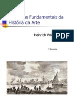 Conceitos Fundamentais Da História Da Arte