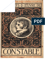 Chefs-d'Oeuvres de Constable