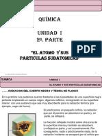 1.2a) Quimica.unidad 1. 2a.parte.ime1AM. Ago-Dic 14. Alumnos