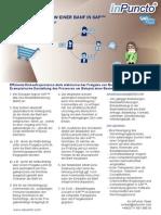 Banf in SAP elektronische Freigabe Workflow