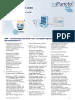 SAP Archivierung von Daten und Dokumenten