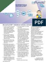 Microsoft und SAP verbinden