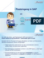 Digitaler Posteingang in SAP