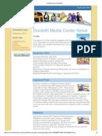 Dunleith Library Newsletter