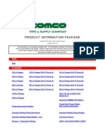 Comco Product Information Package 2004