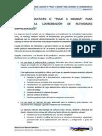 Software Para La Gestión de La Coordinación de Actividades Empresariales