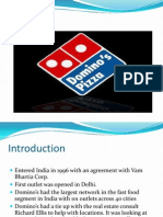 Domino's Ppt