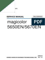 Konica MINOLTAMagicolor 5650 5670 SERVICE MANUAL.pdf
