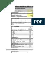 Clasificacion y Volumen Residuos EDIFICACIÓN