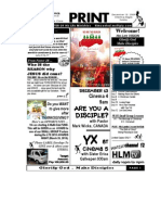December 13 2009 Newsletter Small Nationwide
