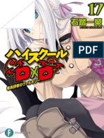 High School DxD - Volume 17
