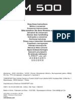 Manual Fc 600