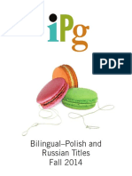 IPG Fall 2014 Bilingual Polish and Russian Titles