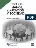 Libro Derechos Humanos, Educación y Sociedad_opt