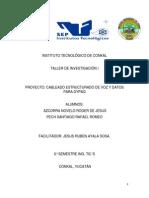 Proyecto - Taller de investigacion.docx