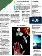 Times Argus 2014-2015