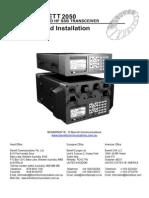 Barrett 2050 Operation installation User manual .pdf