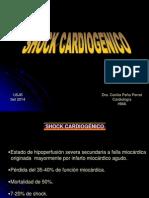 Shock Cardiogénico USJB 2014