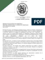Tsj Regiones - Decisión_utilidades Islr