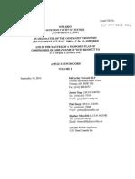 US Steel Application Record Part II