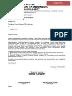 Contoh Surat Permohonan Pengesahan Dan Berita Acara Relawan Tik