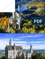 Castelul Neuschwanstein, Germania.M.U