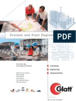 Glatt Plant Engineering