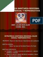 Analisis de La Estrategia Salud Sexual 2011
