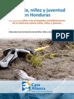 Violencia, Niñez y Juventud en Honduras