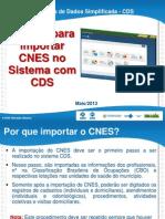 Passos Importar Cnes Cds