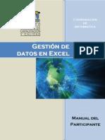 Gestion de Datos en Excel