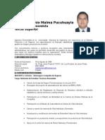 CV Marco Malma