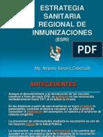 INMUNIZACIONES  2011