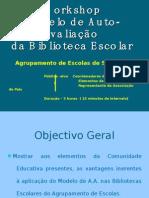 PP Workshop Apresentação do MABE