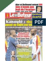 LE BUTEUR PDF du 12/12/2009