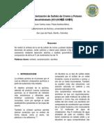 Síntesis y Caracterización de Sulfato de Cromo y Potasio Dodecahidratado Polla (1)...