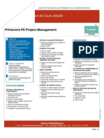 Www.iristraining.eu Formation PDF PRI300 Primavera-P6-Project-Management PRI300