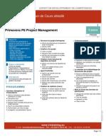 Www.iristraining.eu Formation PDF PRI300 Primavera-P6-Project-Management PRI300